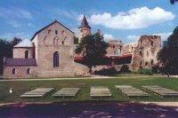 Замок Хаапсалу сегодня