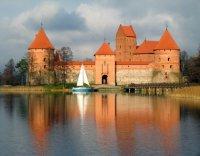 Реставрация Тракайского замка